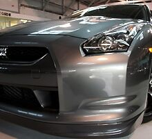 skyline gtr  by coastie