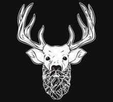 Deer Beard by mijumi