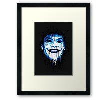 Joker Jack Framed Print