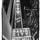Radio City by RebeccaT