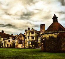 Athelhampton side by Polly x