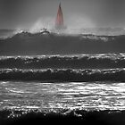 Winter Sail by Mark Guest