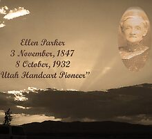 Ellen Parker (Wife of James Done) A Pioneer History by jansnow