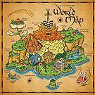 World Map  by MeleeNinja
