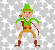 Robin Hood  by MariaFernandes