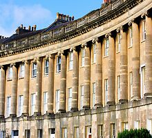 Royal Crescent by Bonnie Blanton