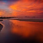 Kirra Fire by Julienne  Bowser