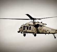 UH-60 Pavehawk by Mark Weaver