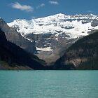 Lake Louise by Matt Rhodes