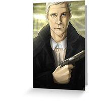 John Watson: An Unexpected Journey Greeting Card