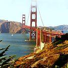 Golden Gate  by IraW