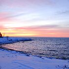 Two Harbors Minnesota USA by Shelby  Stalnaker Bortone