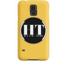 HAIM TIME (White Backing) Samsung Galaxy Case/Skin