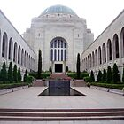 Australian War Memorial by Clive