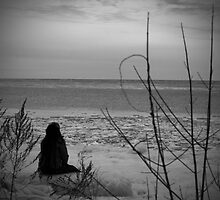 In the Cold of Winter...She Waits for the Warmth of Summers Sun by Mystic Raven 9