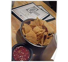 Chips & Salsa  Poster