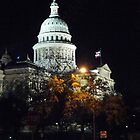 Capital In Austin Texas  by Kim of All Arts  (KoAA)