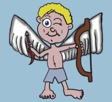 Story Book Cupid  by Rajee