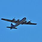 B 29 Super Fortress by Stephen Burke