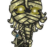 Monster Girl: Bashful Mummy by lolcazz