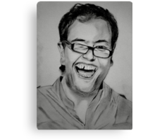 Alan Carr Canvas Print