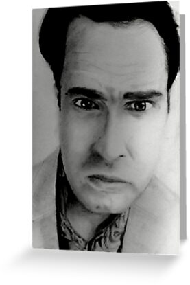 Jimmy Carr by Smogmonkey