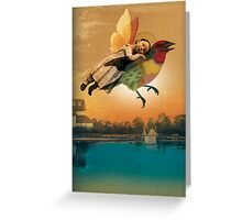 lovebird Greeting Card