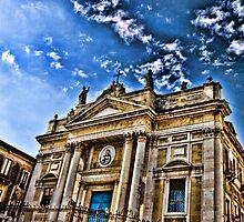 Chiesa di San Biagio, Catania by Andrea Rapisarda