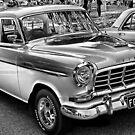 1958 Holden by John Vandeven