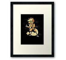 My Little Pony Apple Jack Animatronic Framed Print
