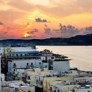 Malta Resort Sunset by Alison Cornford-Matheson