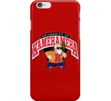University of Kamehameha iPhone Case/Skin