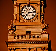 14 minutes Past 7 by Ross Jardine