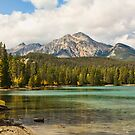 Lake Edith, Jasper by Amanda White