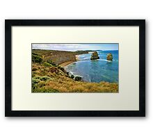 Lonely Apostles Framed Print