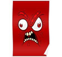 Angry Poster