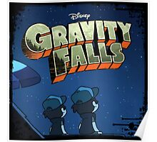 "Gravity Falls - ""Counting Stars"" Poster"