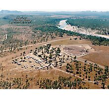 Bowen River Rodeo © Vicki Ferrari Photographic Print