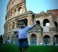 Come to  ITALY by Ghelly