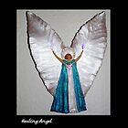 Healing Angel by HELUA