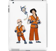Krillin & Yamcha iPad Case/Skin