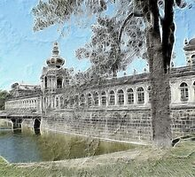 Zwinger, Dresden, Germany by vadim19