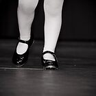 tiny tap shoes by Missy Corrales