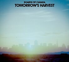 Boards Of Canada - Tommorow's Harvest by SUPERPOPSTORE
