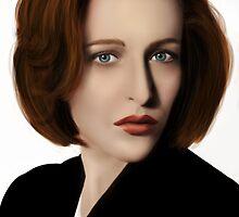 Scully by Tokyochanel
