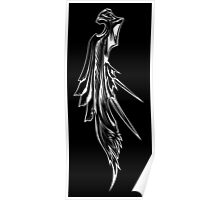 Sephiroth's wing Poster