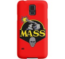 M.A.S.S. The Ultimate Weapon Samsung Galaxy Case/Skin