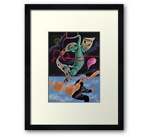 Catalyst of the Ages Framed Print