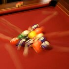 Snooker by Elliott Walker