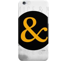 of mice and men iPhone Case/Skin